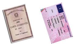 documenti identita